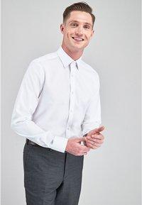 Next - Formal shirt - white - 0