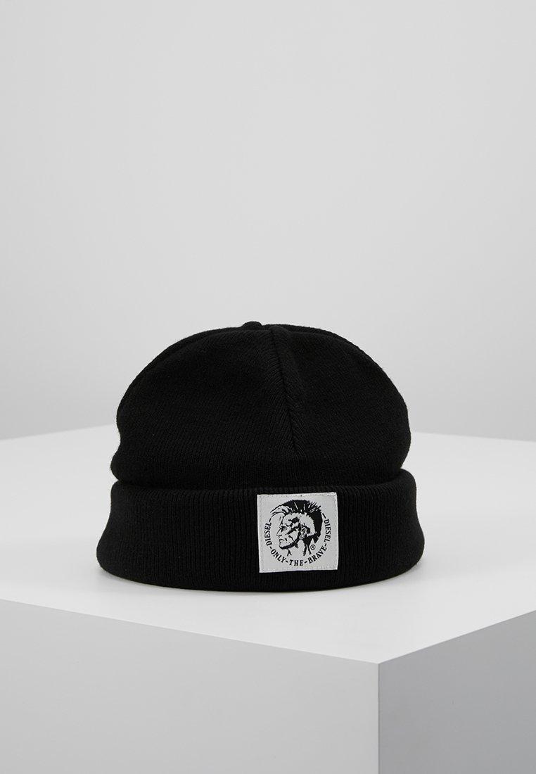 Diesel - K-XAU HAT - Beanie - black