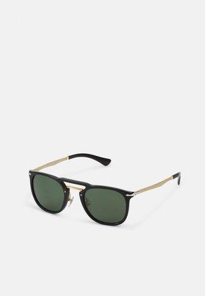 UNISEX - Sunglasses - black/gold