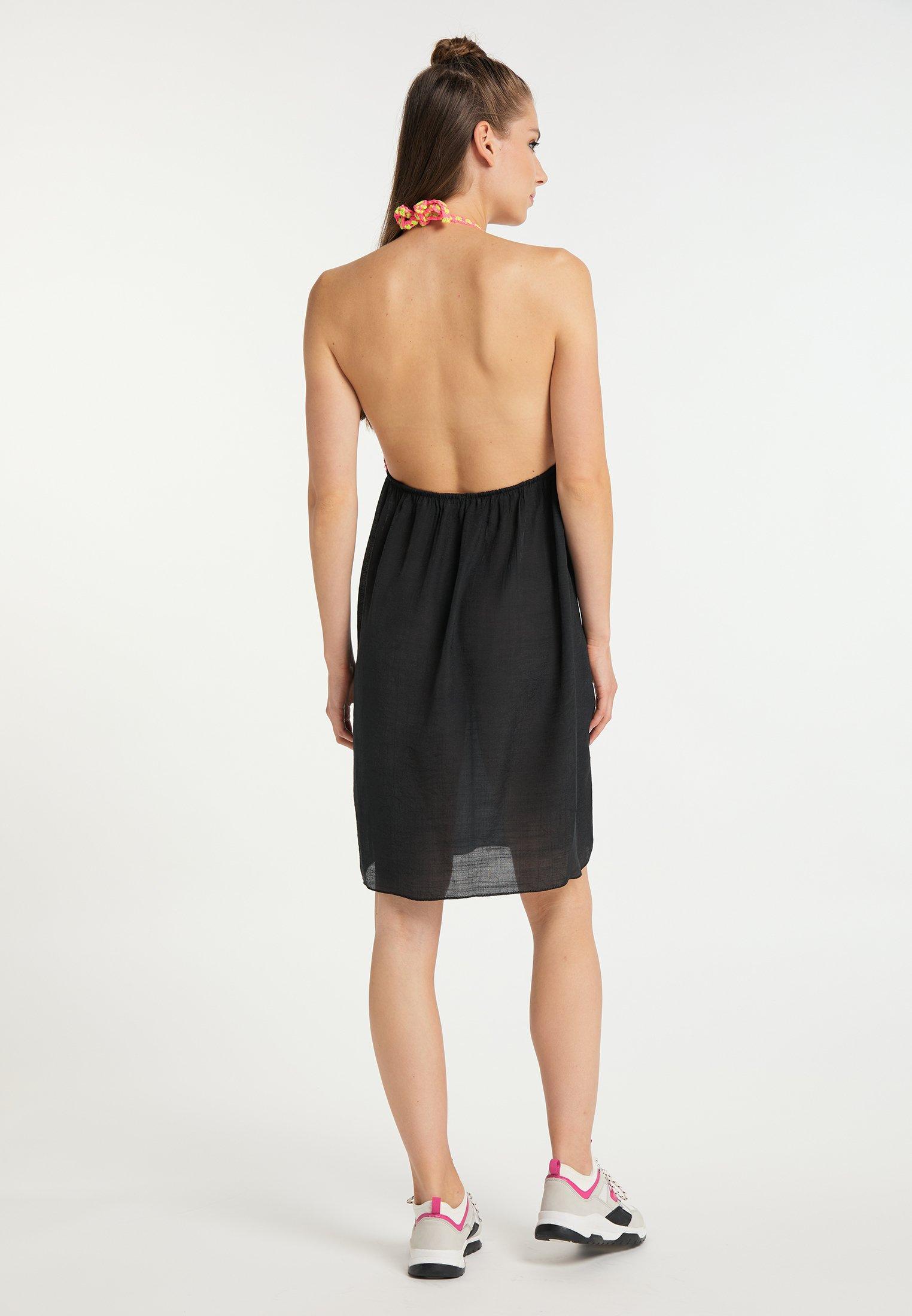 Particular Discount Women's Clothing myMo Day dress schwarz 6Ojx9oIt6