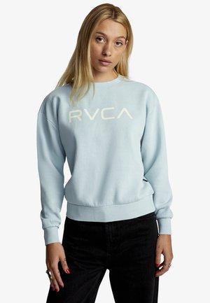 Sweater - haze blue