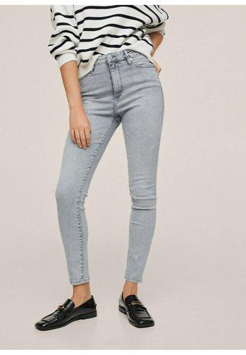 Jeans Skinny Fit - denim grey