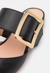 Bally - JEMINA FLAT - Pantofle - black - 6