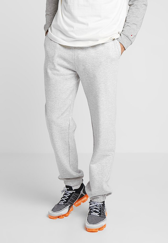 SNAKO - Tracksuit bottoms - grey melange