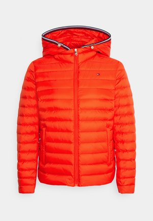 ESSENTIAL PACK - Daunenjacke - oxidized orange