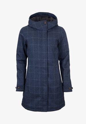 WASSERDICHT - Short coat - blue