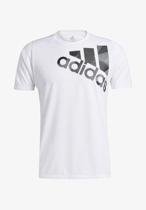 TOKYO BADGE OF SPORT T-SHIRT - Print T-shirt - white