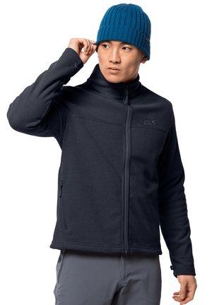 SKYWIND - Fleece jacket - night blue