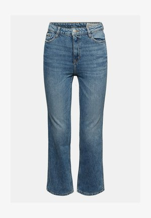 Bootcut jeans - blue medium washed