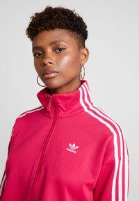 adidas Originals - TRACKTOP - Veste de survêtement - energy pink - 3