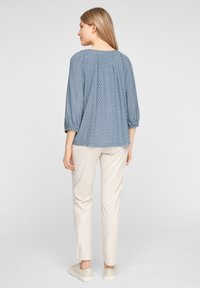 s.Oliver - Blouse - faded blue embroidery - 2