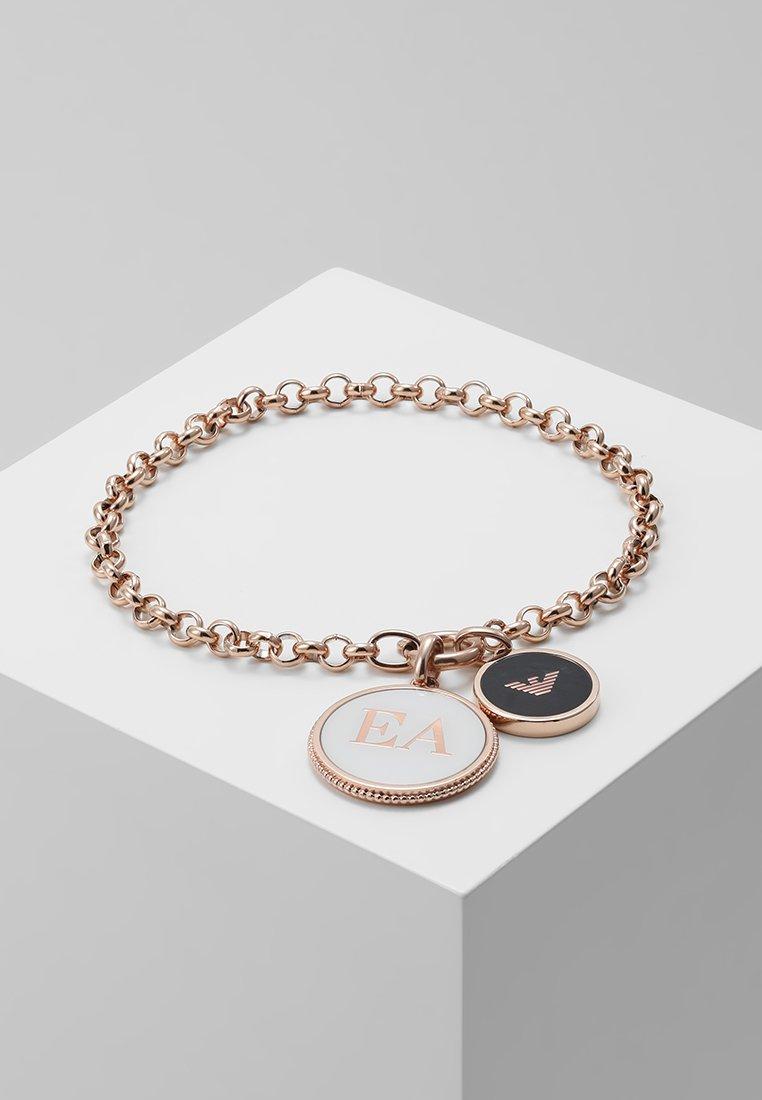 Emporio Armani - Bracelet - roségold-coloured