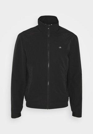 CASUAL BLOUSON JACKET - Summer jacket - black