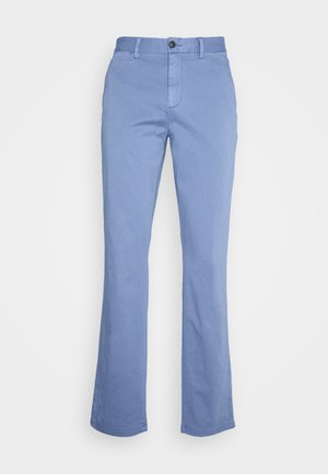 DENTON TH FLEX SATIN   - Chinos - washed ink