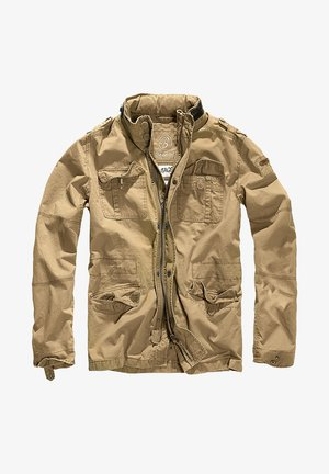 HERREN BRITANNIA JACKET - Summer jacket - camel