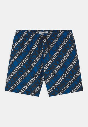 MEDIUM DRAWSTRING - Swimming shorts - bobby blue