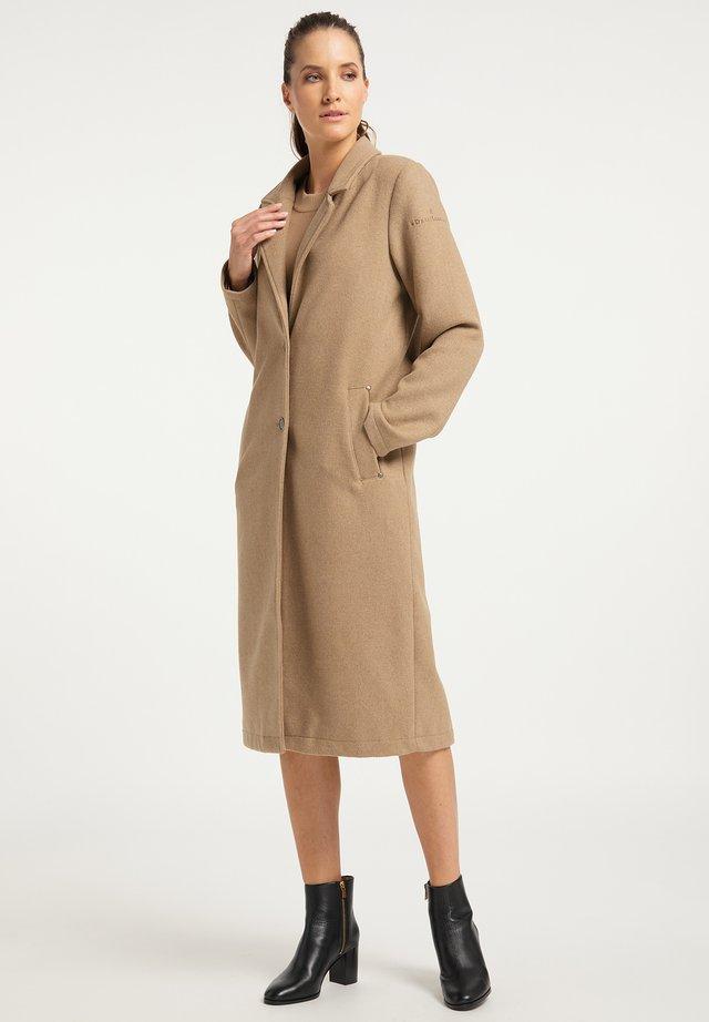 Klassinen takki - beige melange