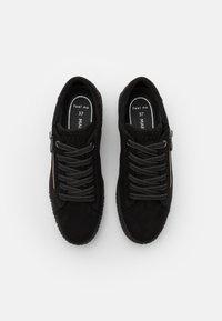 Marco Tozzi - Sneakers laag - black - 5