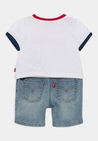 Levi's® - RINGER TEE SET - Camiseta estampada - white - 1
