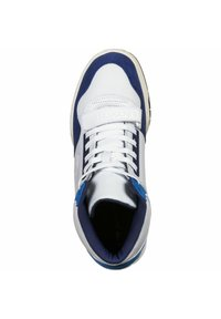 Lacoste LIVE - Sneakers high - white/blue - 1