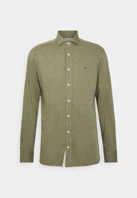 Hackett London - MULTI TRIM - Shirt - olive - 0