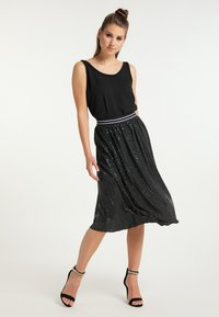 myMo at night - A-line skirt - schwarz - 1