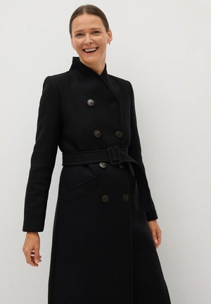 LUNA - Manteau classique - zwart