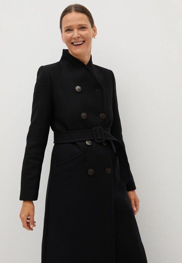 LUNA - Frakker / klassisk frakker - zwart