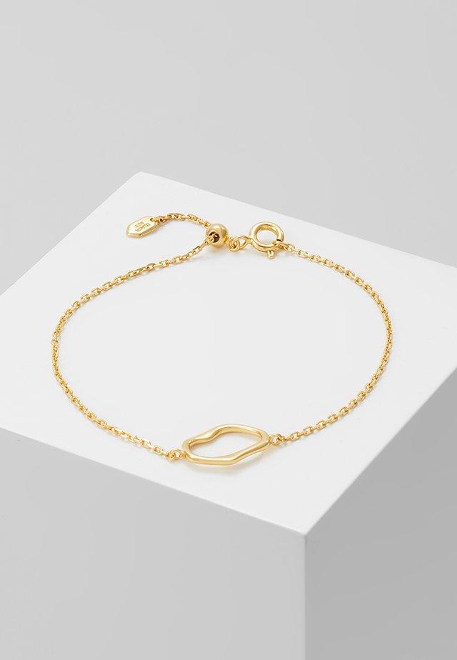 MIDNIGHT BRACELET - Rannekoru - gold-coloured