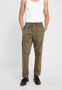 Soulland - POPPE - Trousers - green - 0