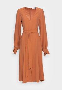 DIONNE - Day dress - sienna autumn