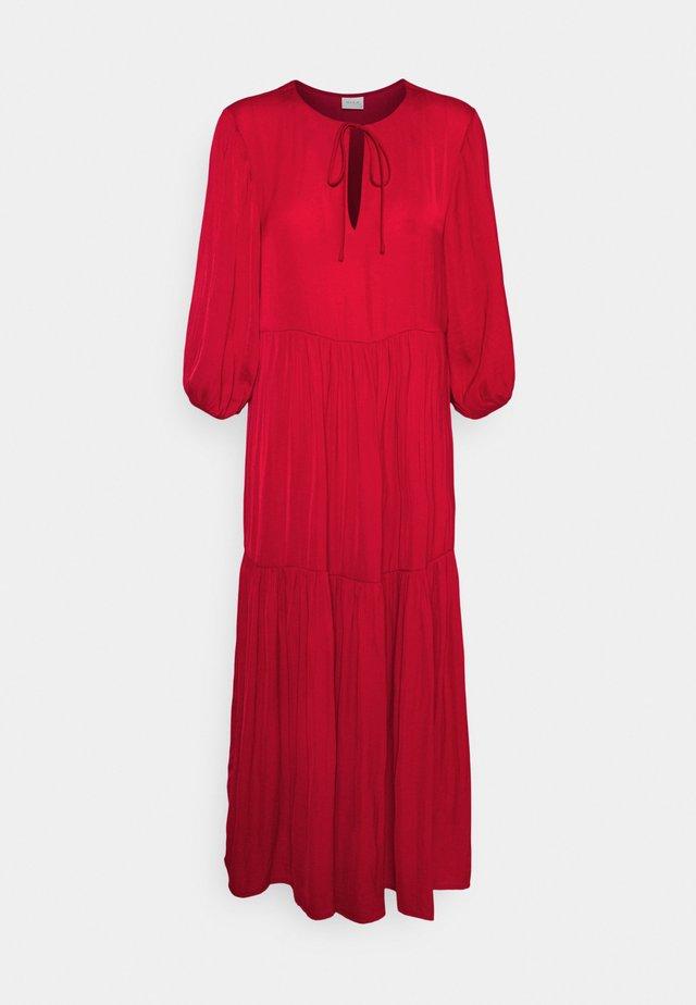 VIDREAMY DRESS - Denní šaty - racing red