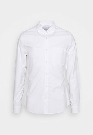 OXFORD SOLID SLIM - Košile - bright white