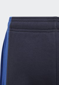 adidas Originals - COLOURBLOCK UNISEX - Shorts - legend ink/team royal blue - 4