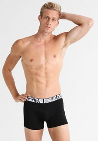 Cristiano Ronaldo CR7 - Pants - black - 2
