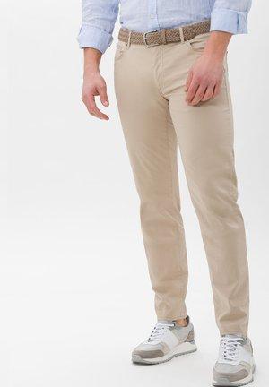 Pantalon classique - light brown