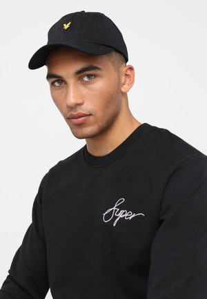 BASEBALL UNISEX - Cap - true black