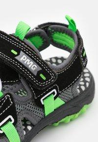 Primigi - Walking sandals - nero/grigio - 5