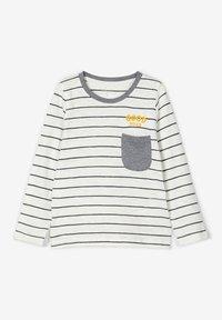 Name it - LONGSLEEVE  - Long sleeved top - snow white - 2