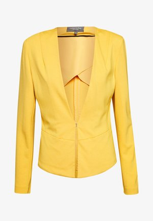 COLLARLESS - Blazer - golden corn