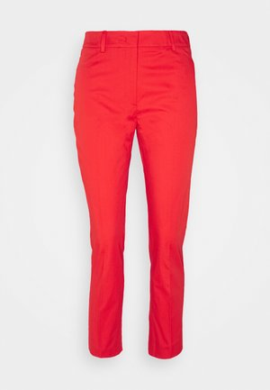 FARAONE - Trousers - orange