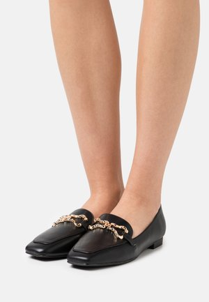 CLARETA - Mocasines - black