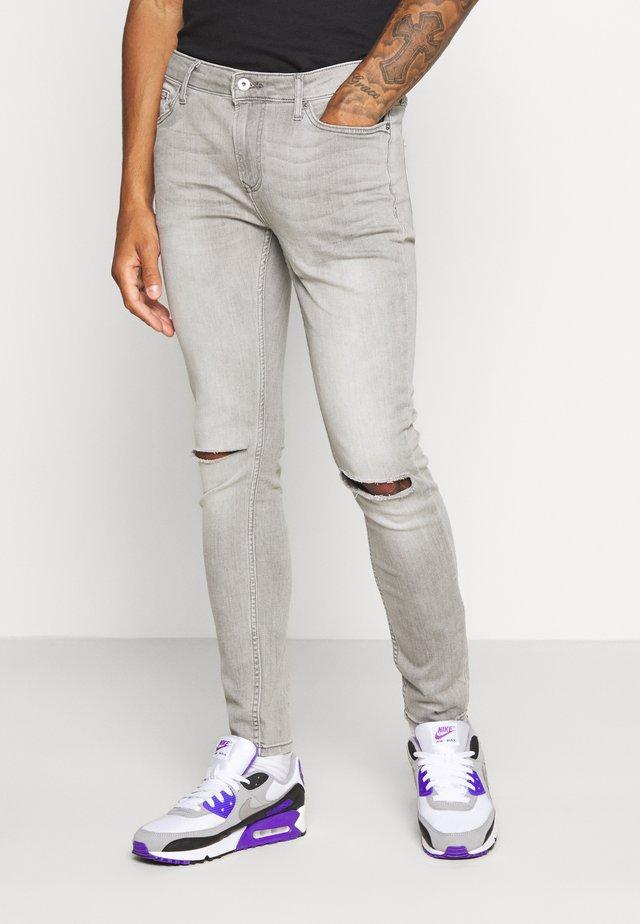 KNEE RIP  - Jeans Skinny Fit - grey