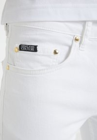 Versace Jeans Couture - Jeans slim fit - white - 3