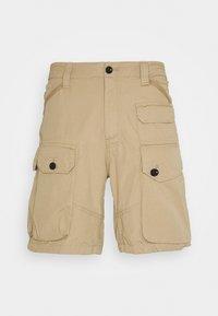 JUNGLE CARGO - Shorts - vintage ripstop - sahara