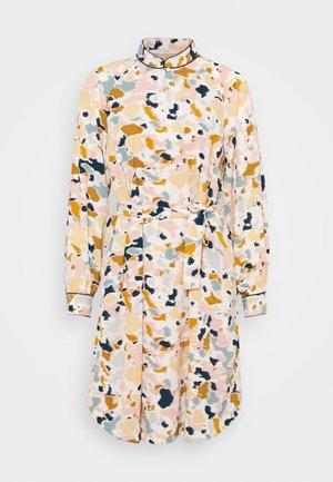 NUBEGONIA DRESS - Shirt dress - citadel
