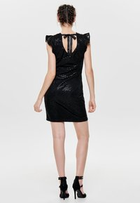ONLY - Sukienka koktajlowa - black - 2