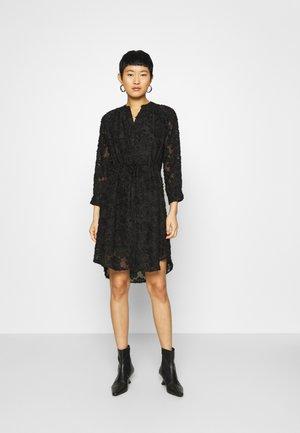 SLFDANIELA DAMINA DRESS - Day dress - black