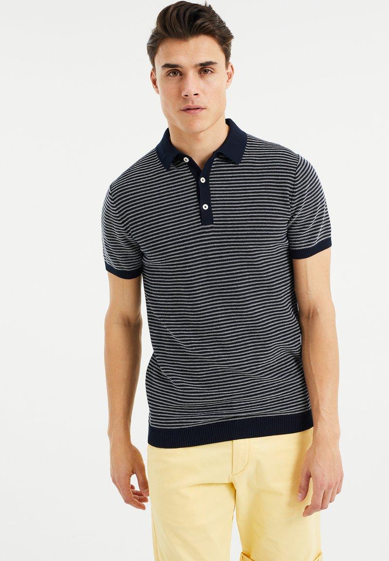WE Fashion - Polo shirt - dark blue
