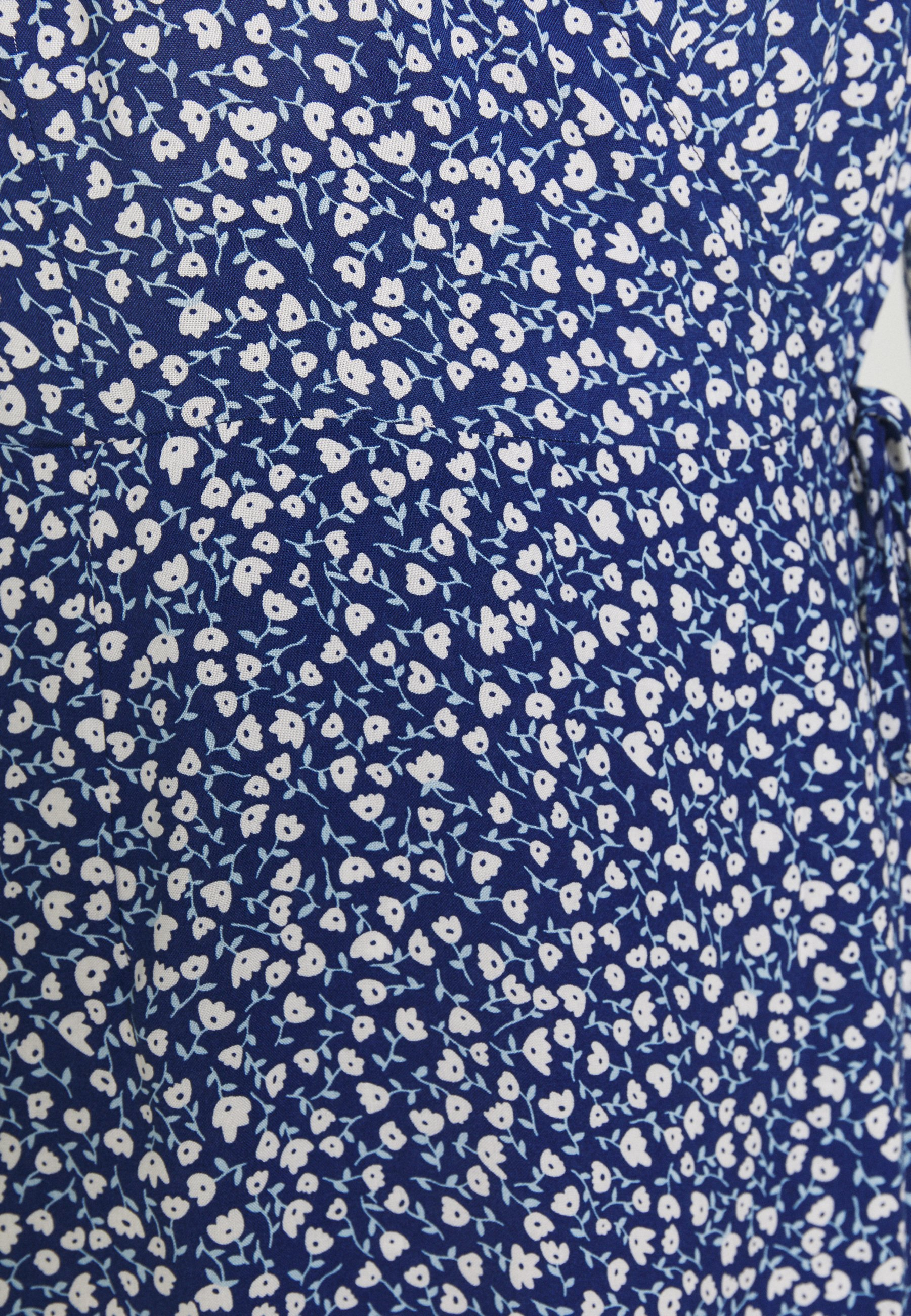 Monki Amanda Dress - Maxi Blue
